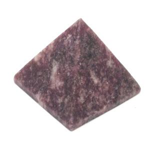 Lepidolite Pyramid-0