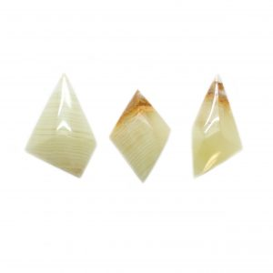 Dendritic Opal Cabochon Set-0