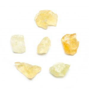Heliodor Rough Stone Set (Small)-0
