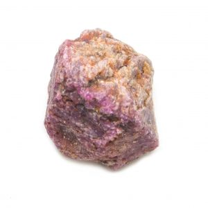 Ruby Crystal Rough Stone (Medium)-0