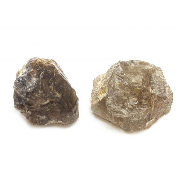 Rutilated Quartz Crystal Pair-119632