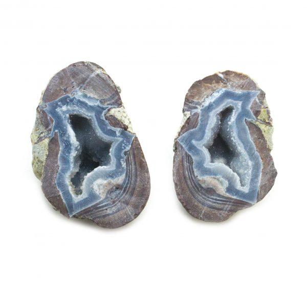 Geode Pair (Medium)-121811