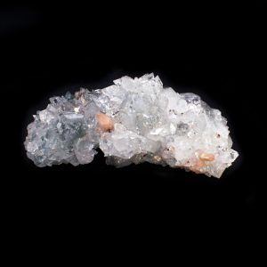 Apophyllite with Stilbite Cluster-0