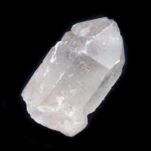 Etched Empathic Warrior Quartz Crystal-127257