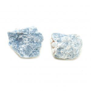 Celestite Rough Crystal Pair (Large)-0