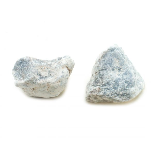 Celestite Rough Crystal Pair (Large)-122830