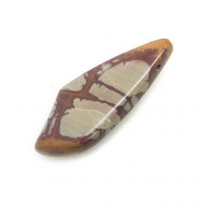 Noreena Jasper Top Drilled Stone-129559