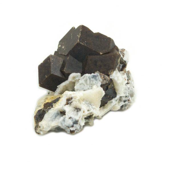 Grossular Garnet Cluster-131506
