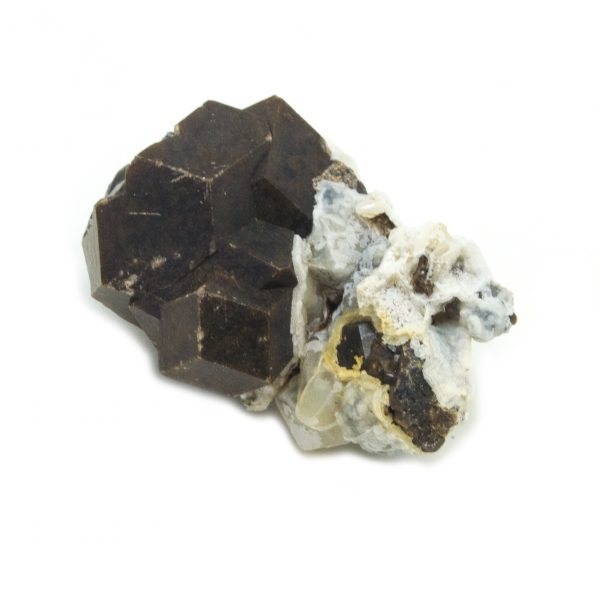 Grossular Garnet Cluster-131505