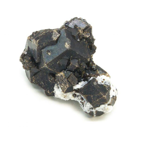 Grossular Garnet Cluster-131517