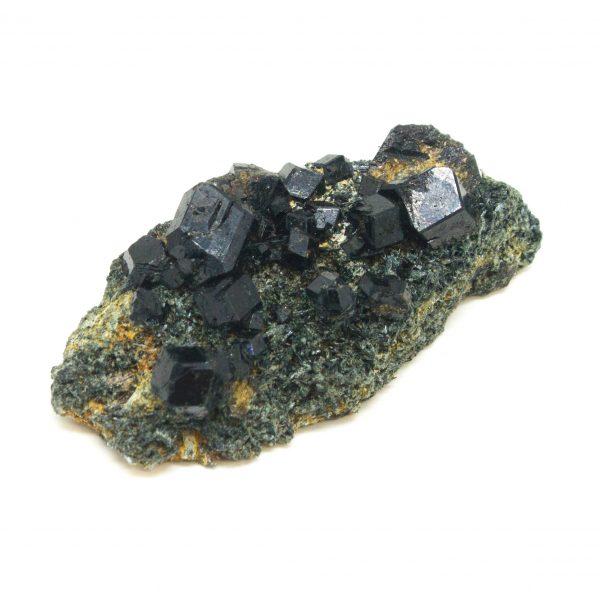 Grossular Garnet Cluster-131523