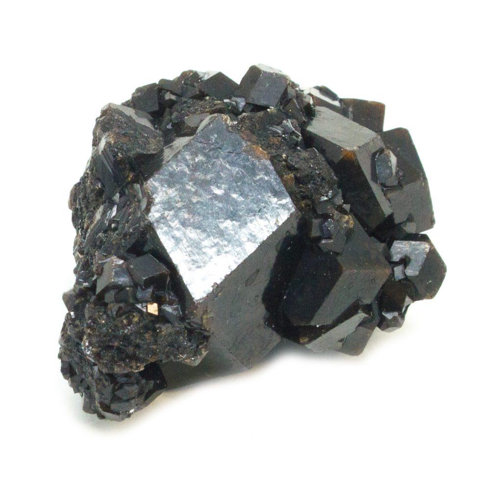 Grossular Garnet Cluster-131612