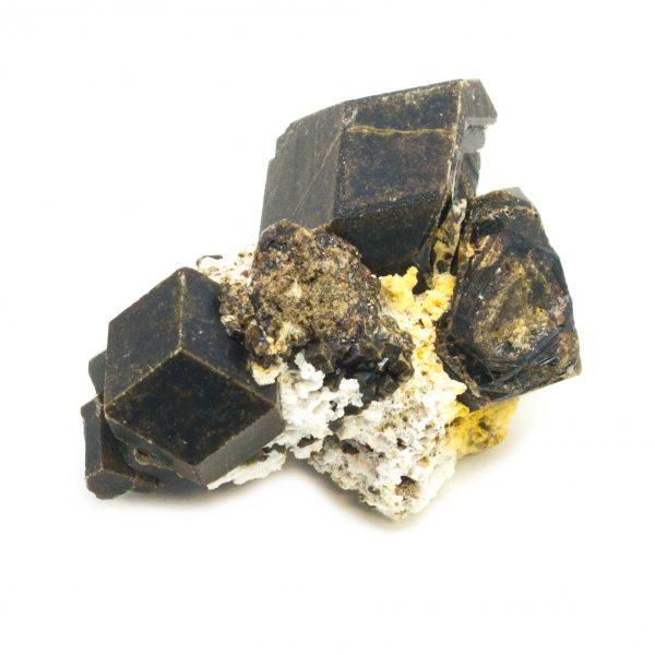 Grossular Garnet Cluster-131620