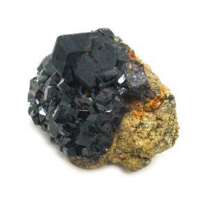 Grossular Garnet Cluster-131624