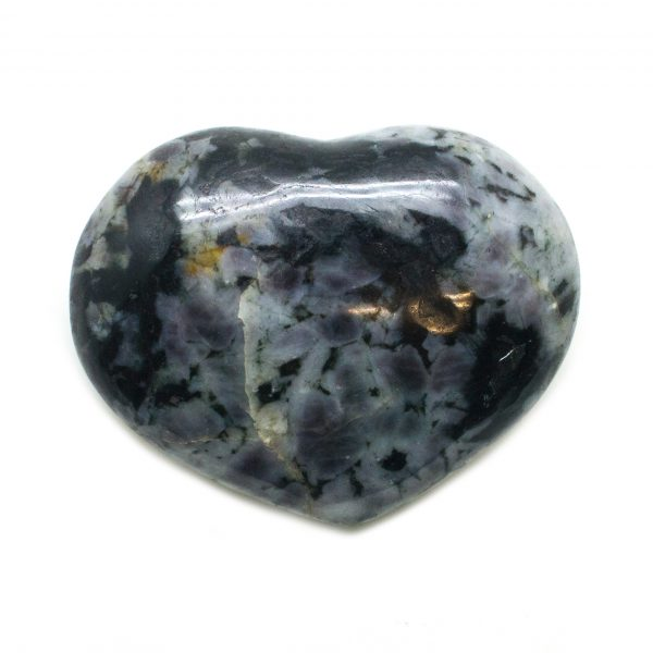Indigo Gabbro Heart (Large)-132934