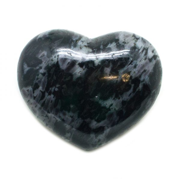 Indigo Gabbro Heart (Large)-132933