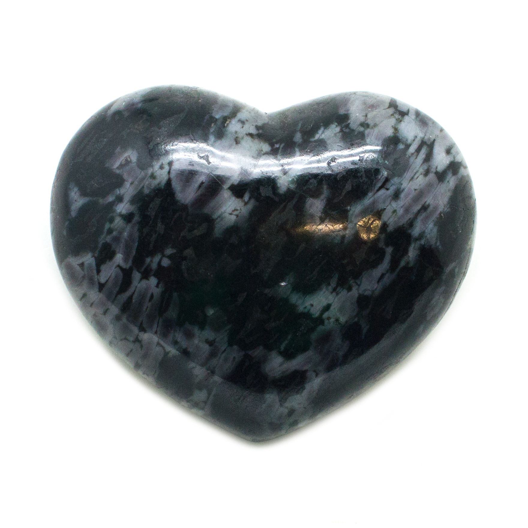 12 heart pendants Stones come from the world Heart from around the world FREE SHIPPING decorative Gift bag included