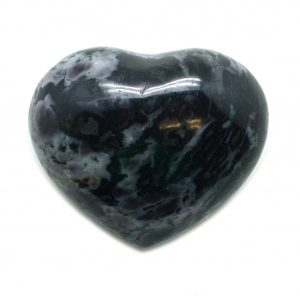 Indigo Gabbro Heart (Large)-0