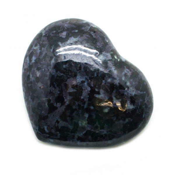 Indigo Gabbro Heart (Medium)-132940