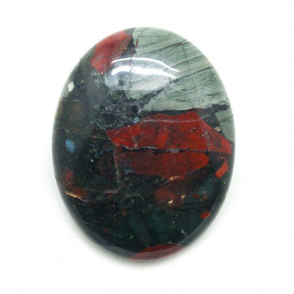 Bloodstone Palm Stone-0