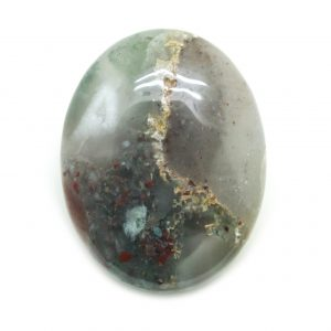Bloodstone Palm Stone-132993