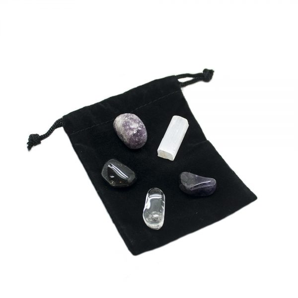 Crown Chakra Crystal Kit-0