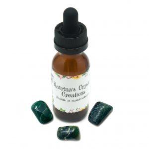 Green Kyanite Crystal Essence-0