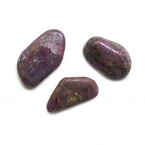 Ruby Tumbled Stone Set (Large)-134121