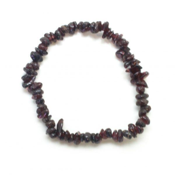 Garnet Chip Bracelet-135646