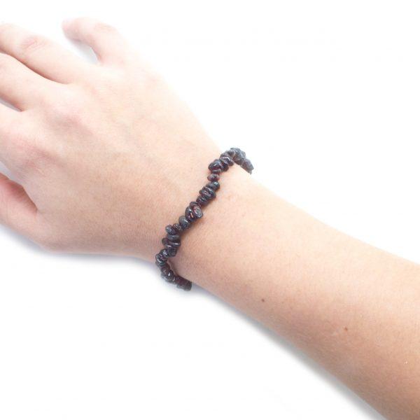 Garnet Chip Bracelet-135647