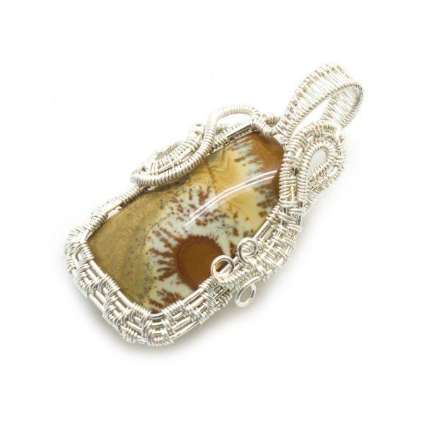 Owyhee Jasper Pendant-138280