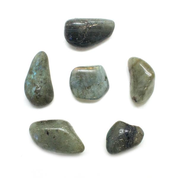 Labradorite Tumbled Set(Large)-0