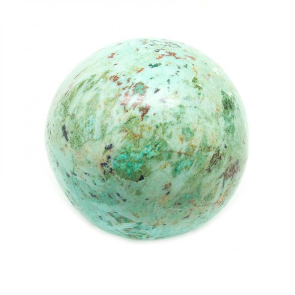 Chrysocolla Sphere (40-50 mm)-0
