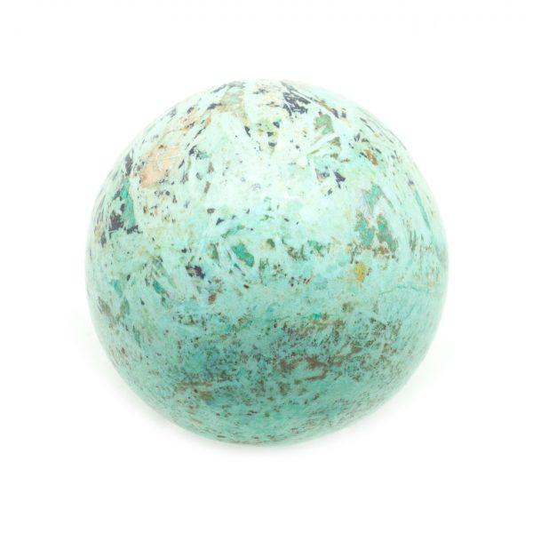 Chrysocolla Sphere (40-50 mm)-139551