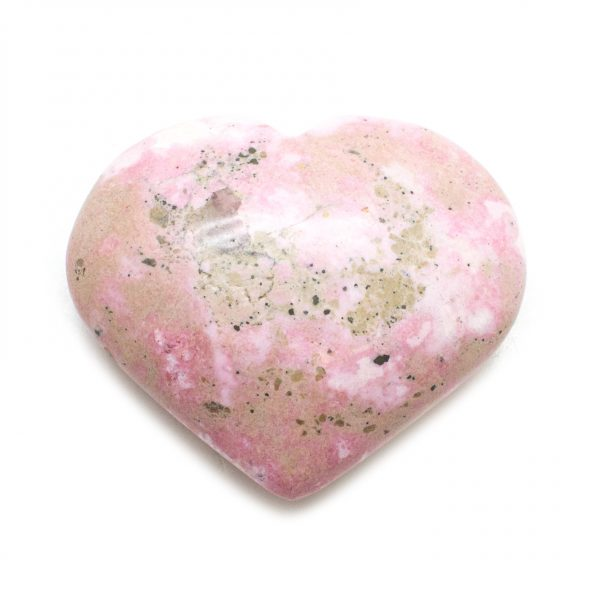 Rhodonite Heart-139803