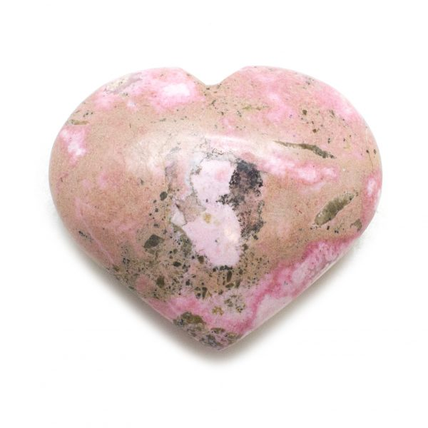 Rhodonite Heart-139802