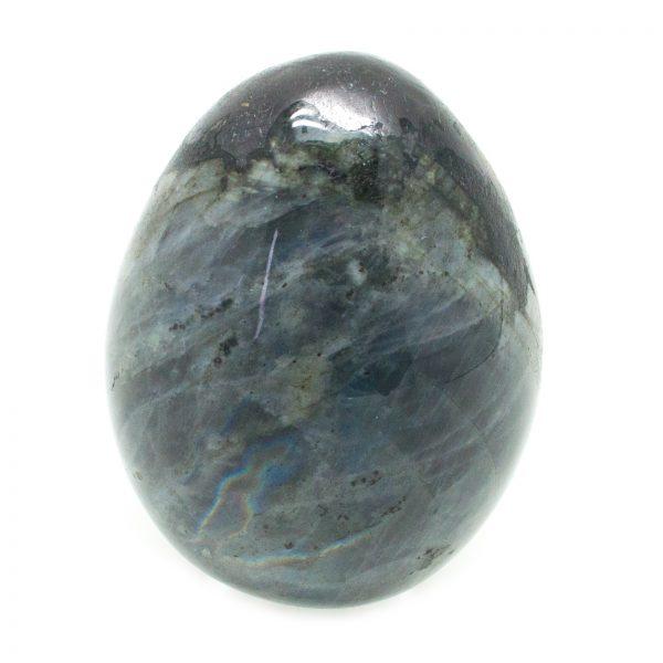 Labradorite Peacock Egg-139978