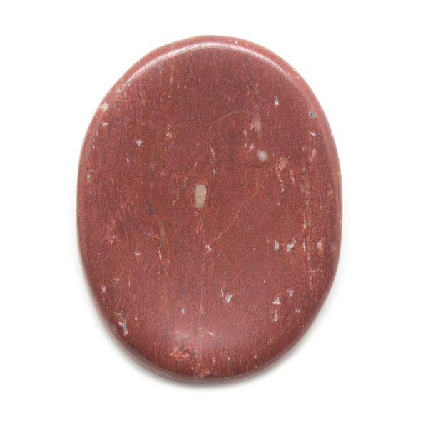 Red Jasper Worry Stone-0