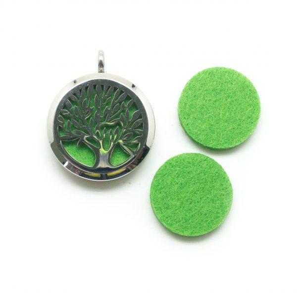 Tree of Life Aromatherapy Pendant-140383