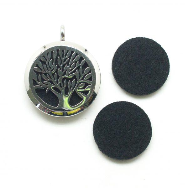 Tree of Life Aromatherapy Pendant-140384