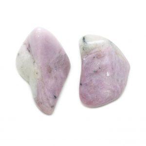Thulite Aura Stone Pair (Small)-0