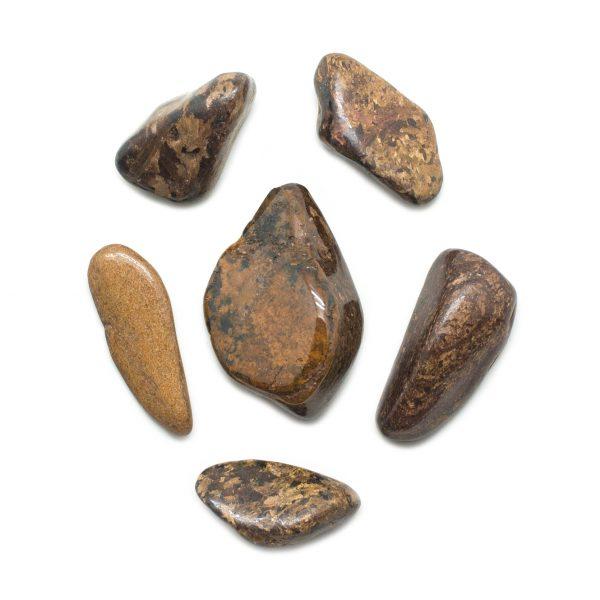 Bronzite Tumbled Stone Set (Extra Large)-145762
