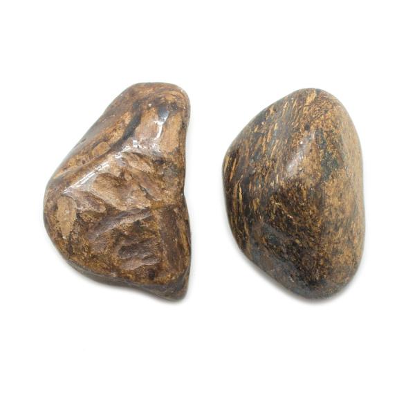 Bronzite Aura Stone Pair (Small)-0
