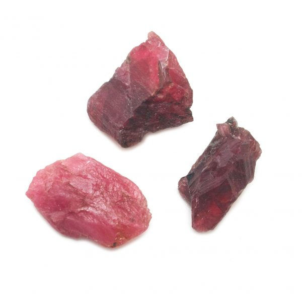 Rhodonite Rough Stone Set (Large)-145233