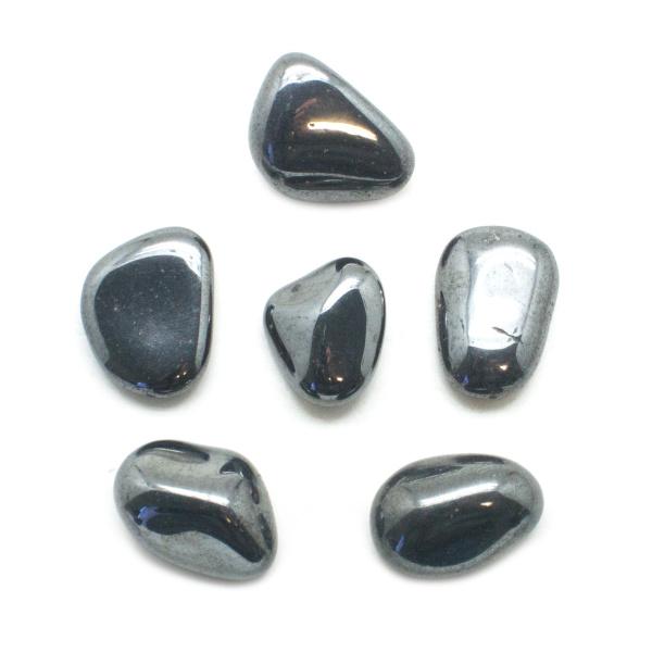 Hematite Tumbled Stone Set (Large)-0