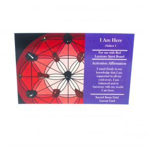 I Am Here Grid Layout Card-0