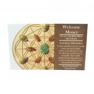 Welcome Money Layout Card-0