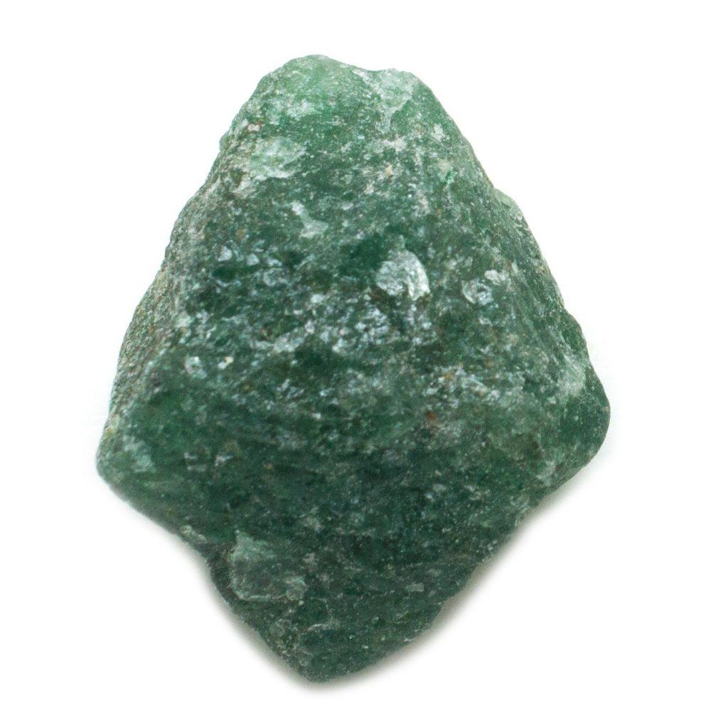 Green Hummingbird Quartz Rough Crystal (Small)-207582