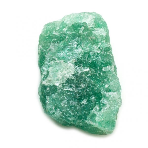 Green Hummingbird Quartz Rough Crystal (Small)-207585