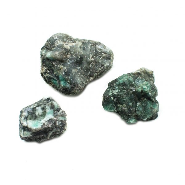 Pre-Order Show Special-Emerald Rough Crystal on Matrix-146400